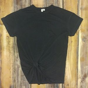 ASOS Tee with Cuffed Sleeves
